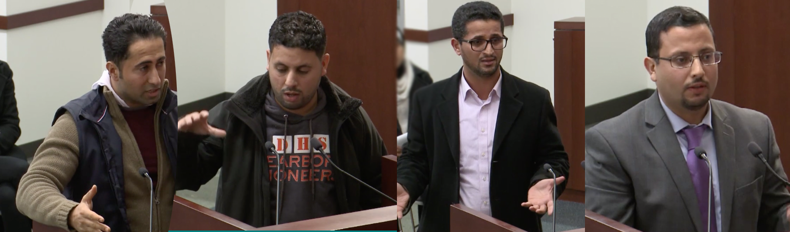 Dearborn residents address City Council 11.12.19